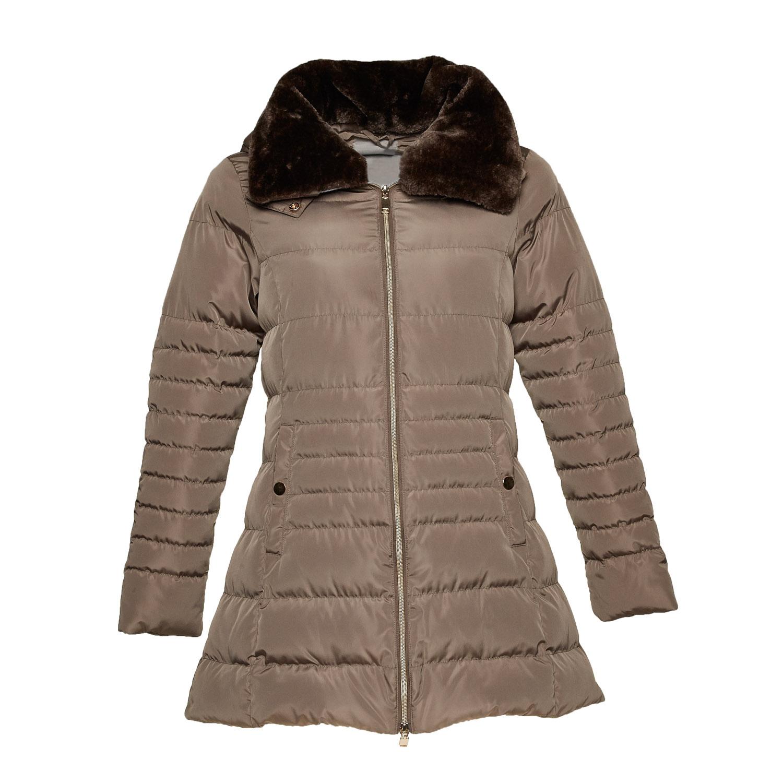 Delší zimní bunda