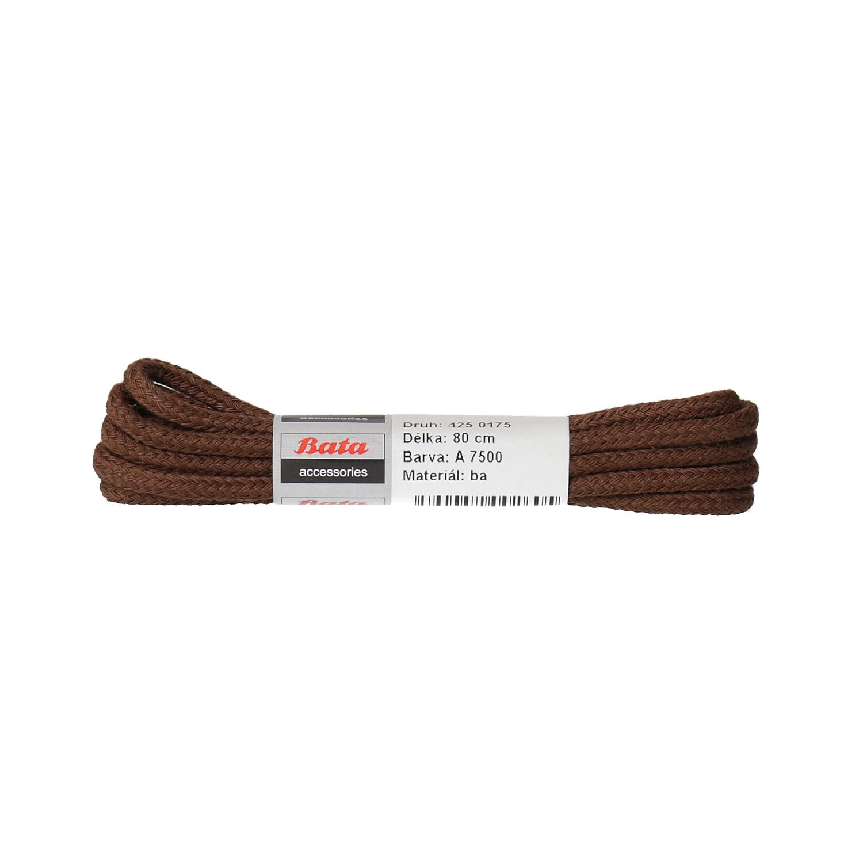 Tkaničky kulaté bavlněné 80 cm