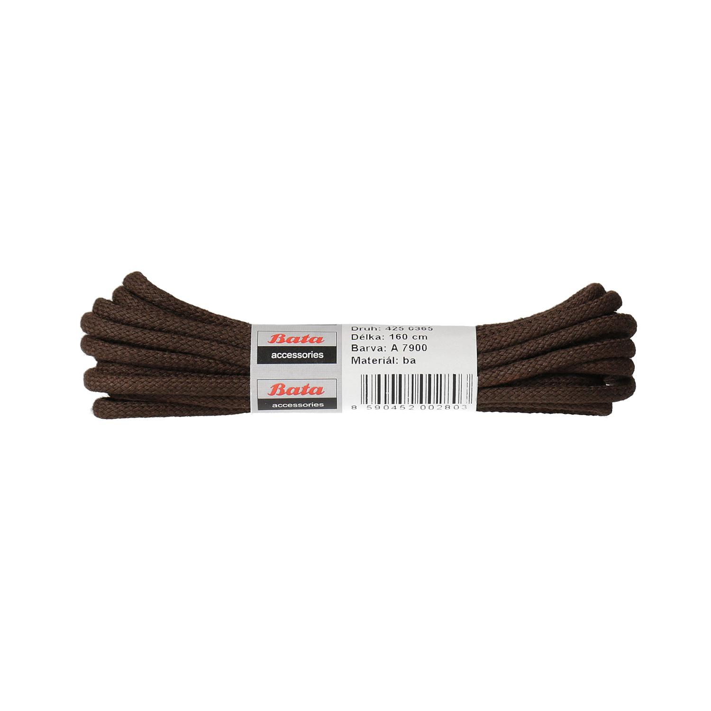 Tkaničky kulaté bavlněné 160 cm