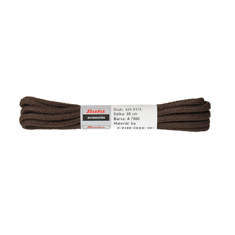 Tkaničky kulaté bavlněné 90 cm