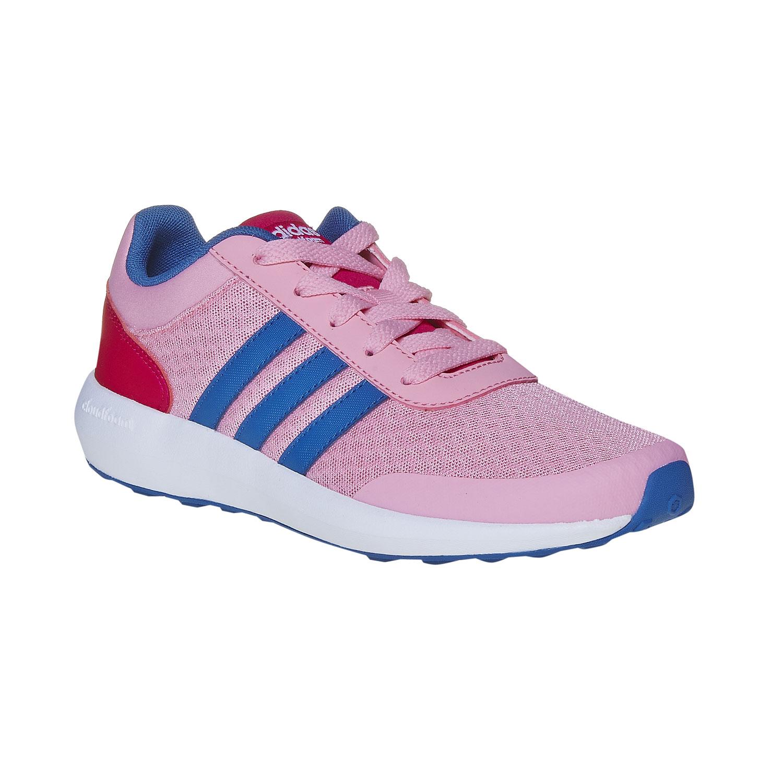 Dětské sportovní tenisky růžové