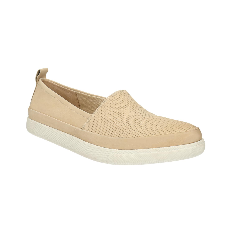 Lehká dámská nazouvací obuv