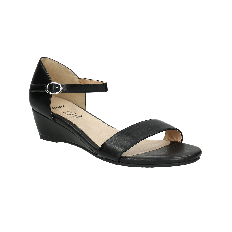 Sandały na koturnach - 6616601
