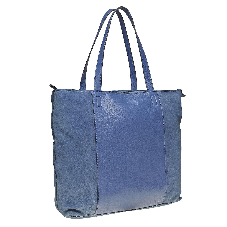 Kožená kabelka s pouzdrem
