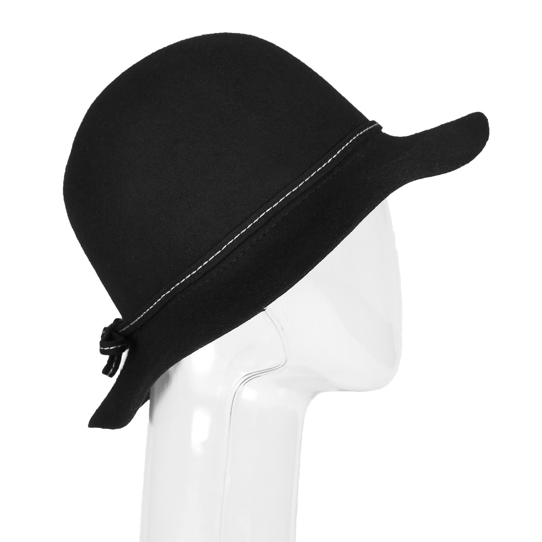 Dámský klobouk s prošitím