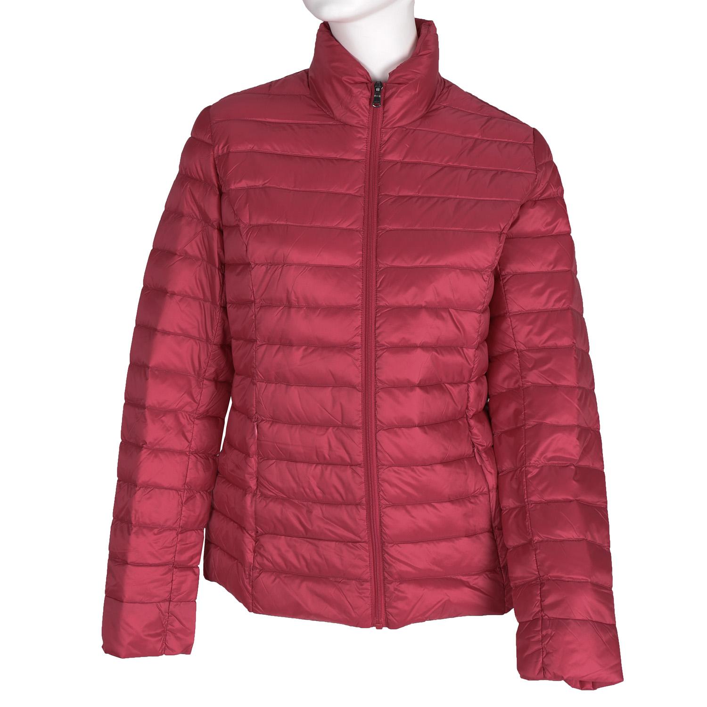 dámská zimní bunda prošívaná