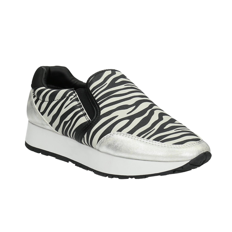 Buty Slip-on wzwierzęcy wzór - 5118604