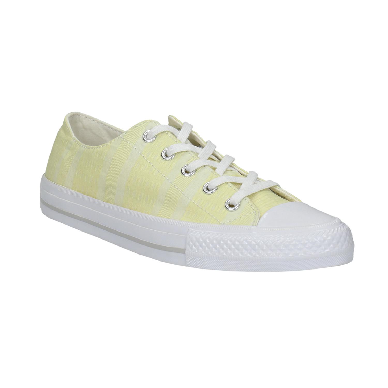 Žluté dámské tenisky