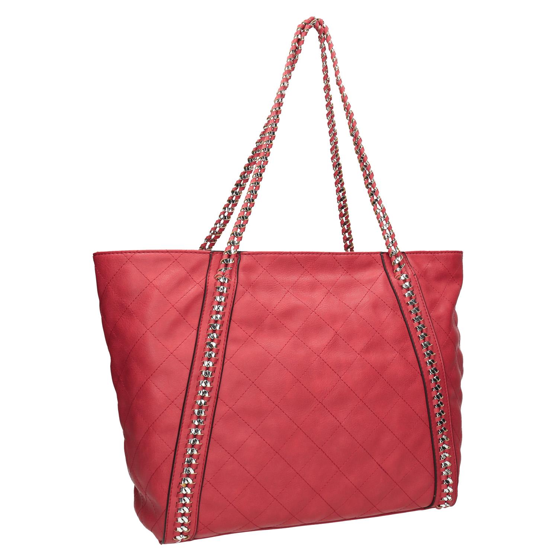 Czerwona torba damska - 9615451