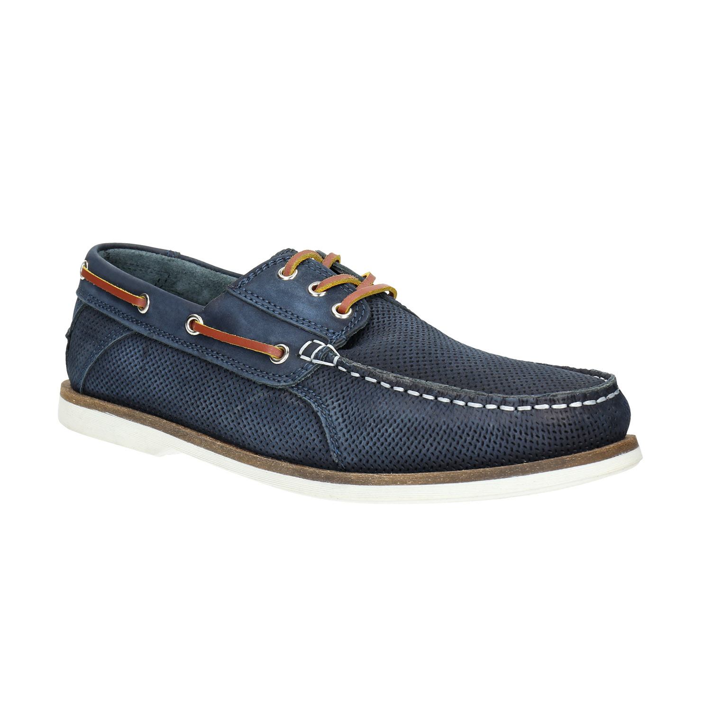 Kožené Boat Shoes
