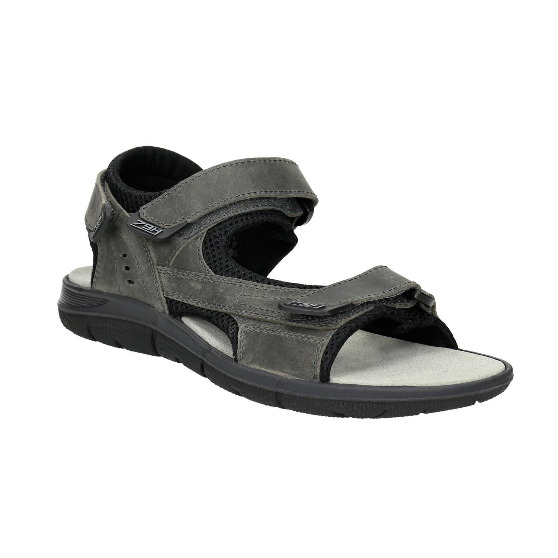 Kožené pánské sandály