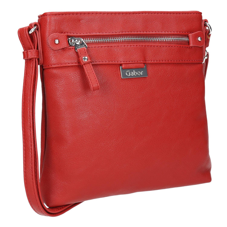 Czerwona torebka typu crossbody - 9615081