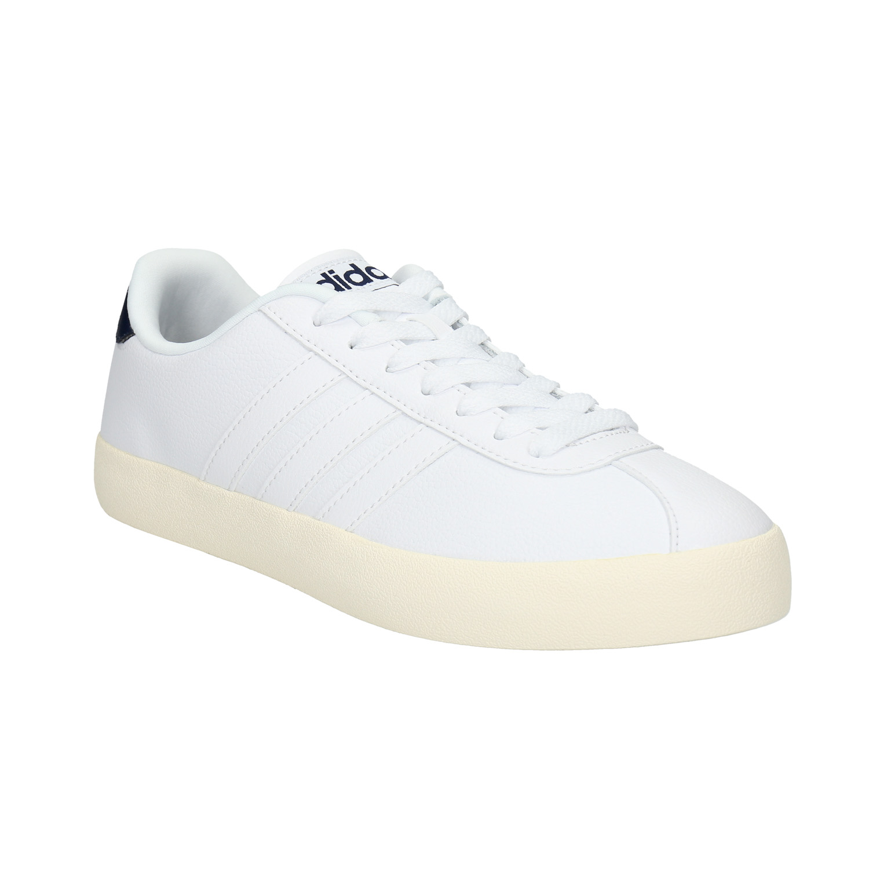 Bílé pánské tenisky