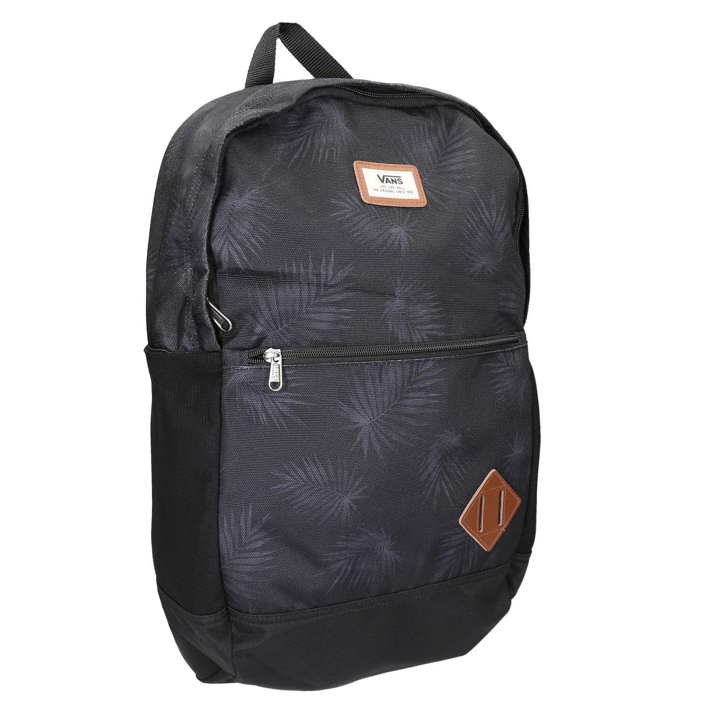 Czarny plecak wdeseń - 9696070