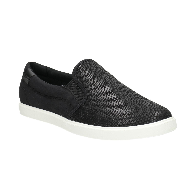 Dámská Slip-on obuv s flitry