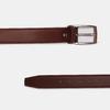 Hnědý pánský kožený opasek bata, hnědá, 954-3170 - 26
