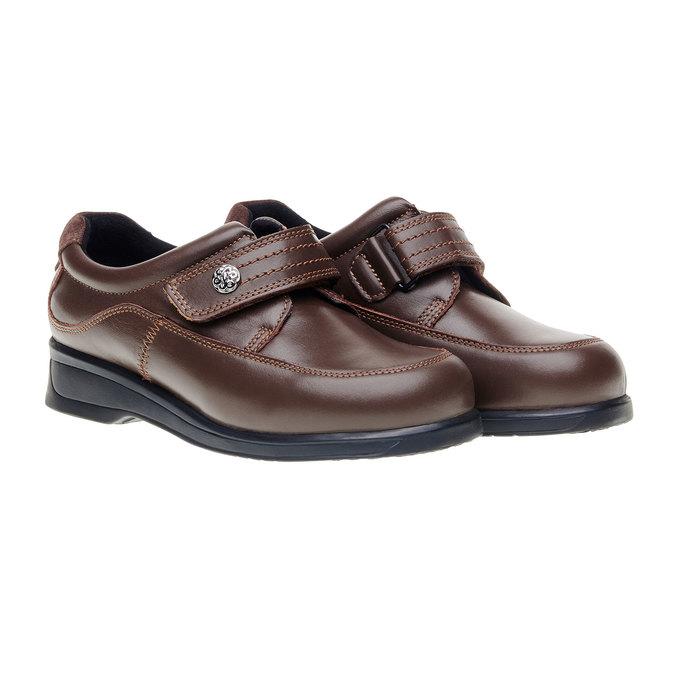 Dámská zdravotní obuv medi, hnědá, 534-4001 - 26