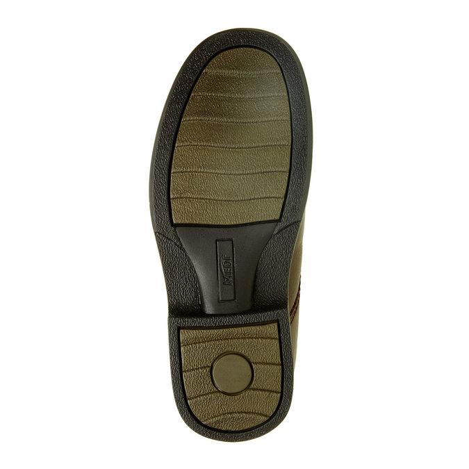 Pánská zdravotní obuv Paul (164.6) medi, hnědá, 854-4232 - 26