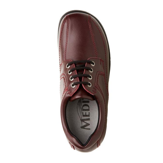 Dámská zdravotní obuv medi, červená, 544-5147 - 19