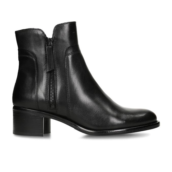 Dámská kotníčková obuv bata, černá, 694-6600 - 19