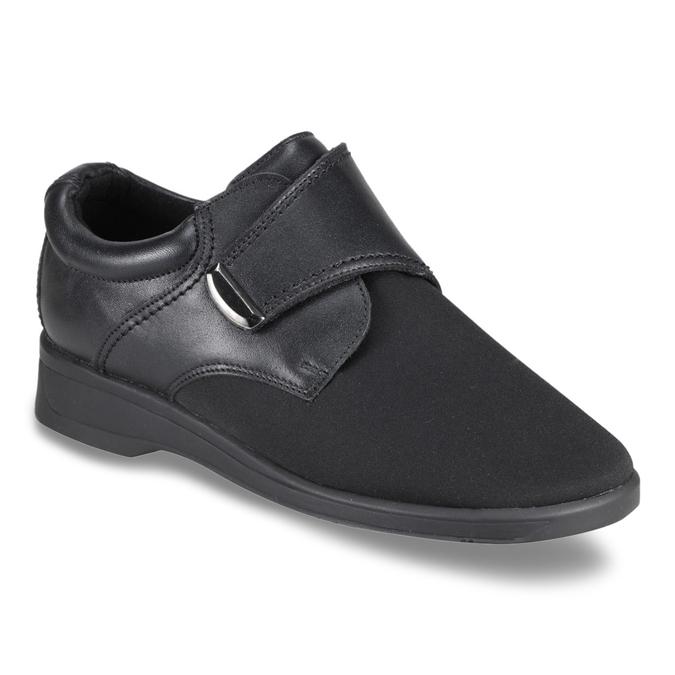 Dámská zdravotní obuv medi, černá, 544-6213 - 13