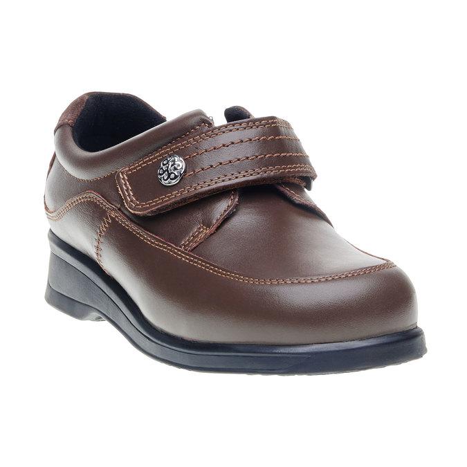 Dámská zdravotní obuv medi, hnědá, 534-4001 - 13