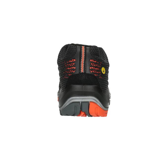 Pracovní obuv ZIP S1P ESD bata-industrials, černá, 849-5630 - 17