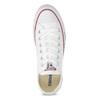 Dámské bílé tenisky s gumovou špičkou converse, bílá, 589-1279 - 17