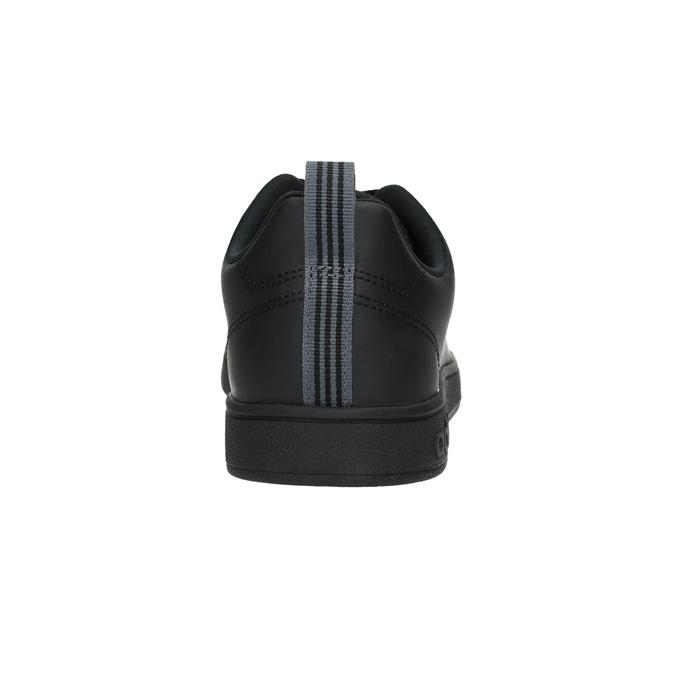 Pánské černé tenisky adidas, černá, 801-6144 - 17