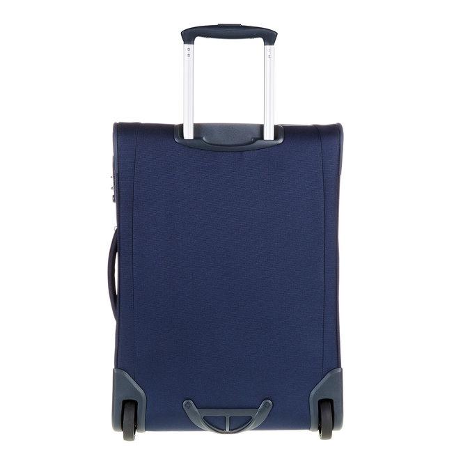 Cestovní kufr samsonite, modrá, 969-9341 - 26