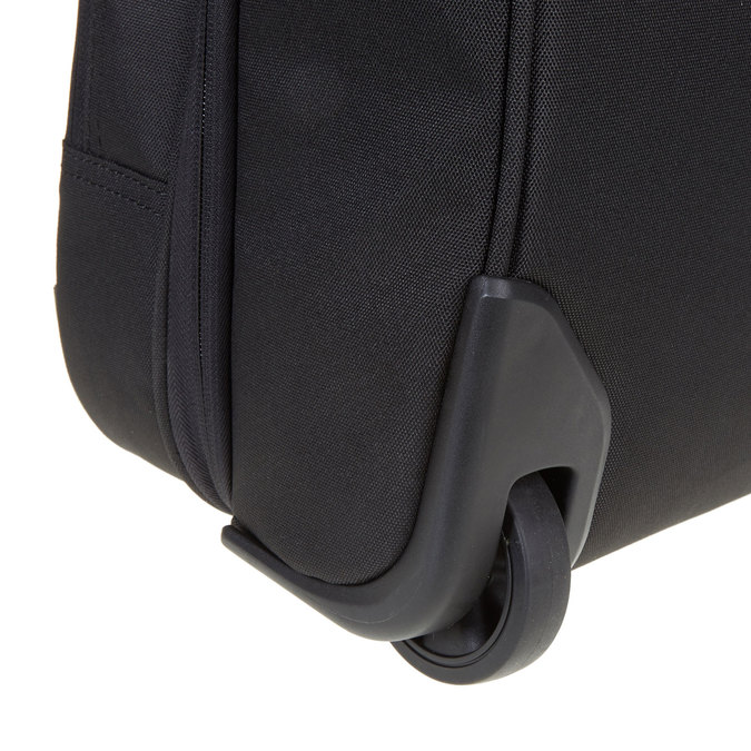 Cestovní brašna na notebook s kolečky samsonite, černá, 969-6396 - 19