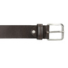 Pánský kožený opasek bata, hnědá, 954-4106 - 26