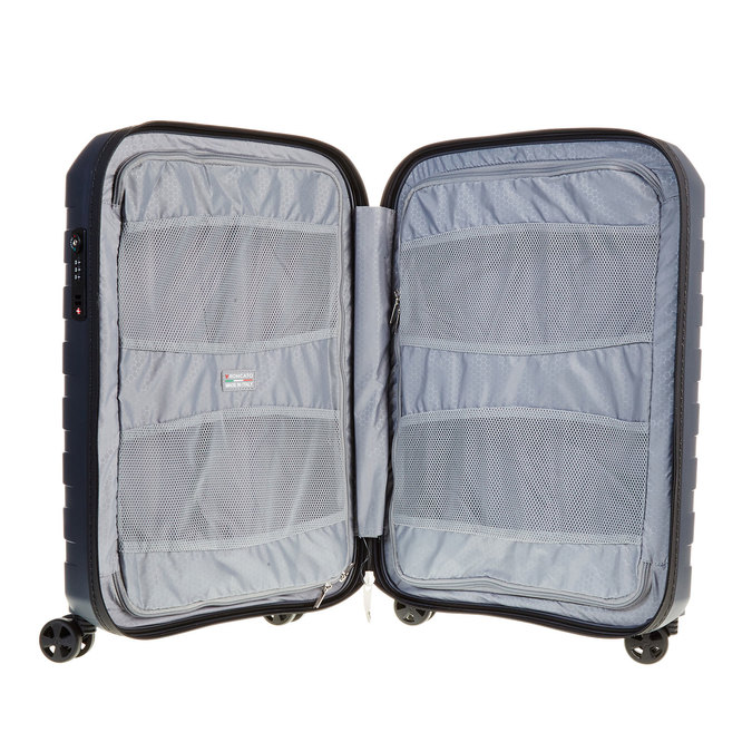 Cestovní kufr na kolečkách roncato, černá, 960-2605 - 15