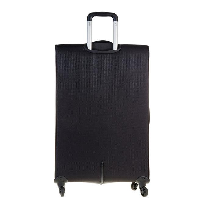 Cestovní kufr na kolečkách roncato, černá, 969-6636 - 26