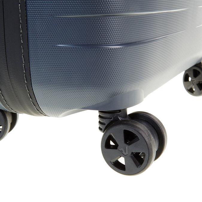 Cestovní kufr na kolečkách roncato, černá, 960-2605 - 19