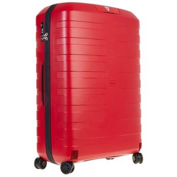 Skořepinový kufr na kolečkách roncato, červená, 960-5603 - 13