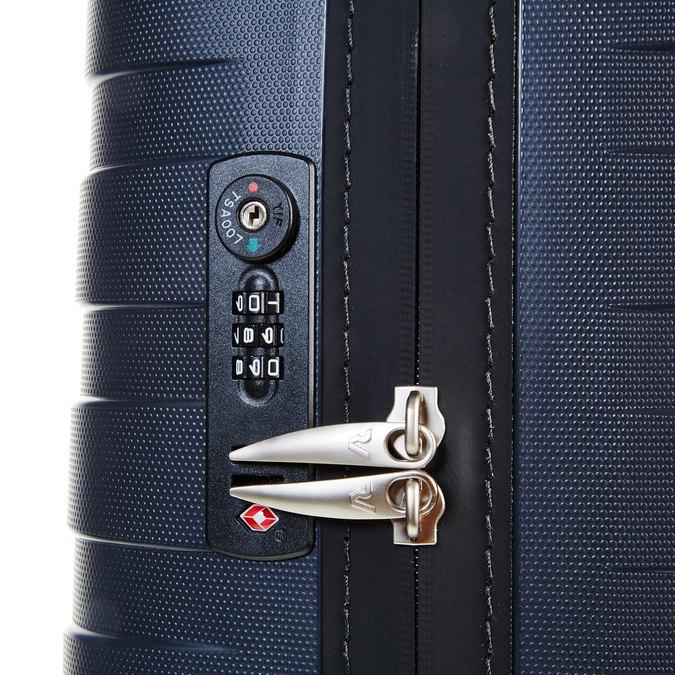 Cestovní kufr na kolečkách roncato, černá, 960-2605 - 17