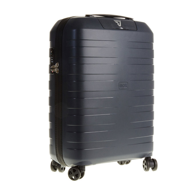 Cestovní kufr na kolečkách roncato, černá, 960-2605 - 13