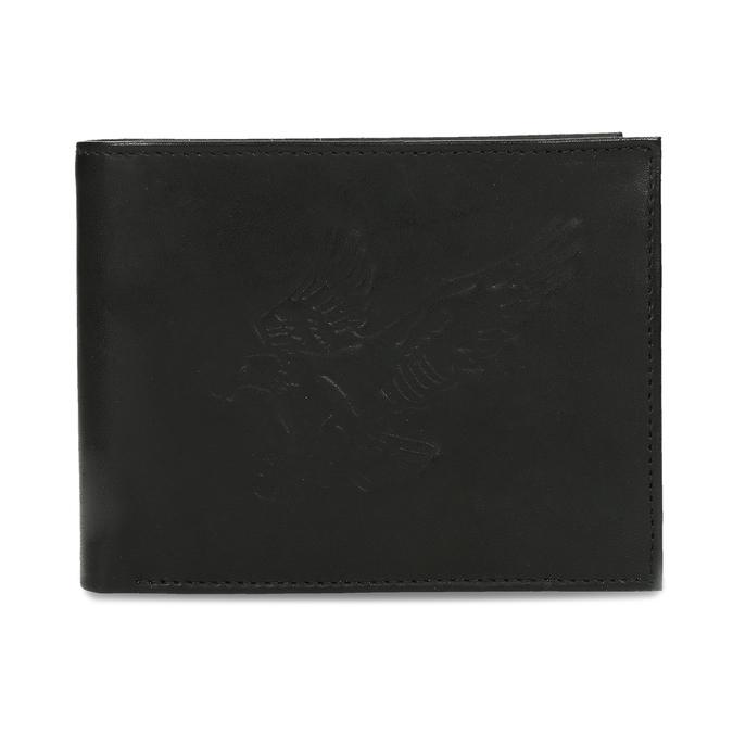 Pánská kožená peněženka bata, černá, 944-6171 - 26