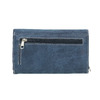 Dámská modrá peněženka bata, modrá, 941-9153 - 19