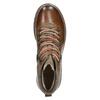 Kožená zimní obuv pánská bata, hnědá, 894-4180 - 26