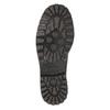 Pánská zimní obuv bata, černá, 896-6640 - 17
