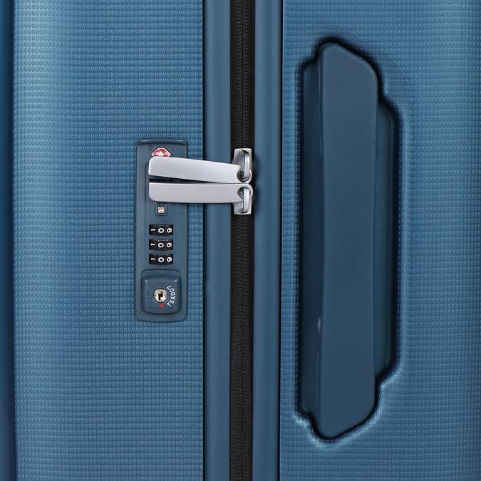 Cestovní kufr na kolečkách samsonite, modrá, 960-7113 - 17