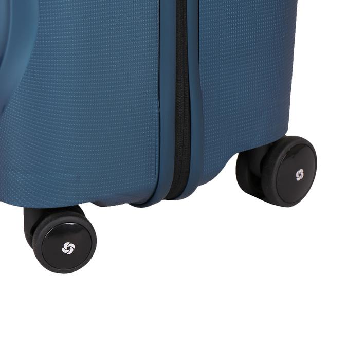 Cestovní kufr na kolečkách samsonite, modrá, 960-7113 - 19