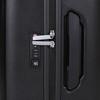 Černý cestovní kufr na kolečkách samsonite, černá, 960-6113 - 17