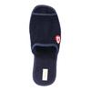 Pánská domácí obuv bata, modrá, 879-9608 - 19