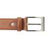 Pánský kožený opasek hnědý bata, hnědá, 954-4153 - 26