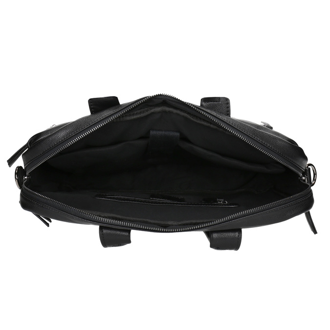 Černá brašna bata, černá, 961-6521 - 15
