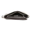 Crossbody kabelka s perforovanou klopou bata, šedá, 961-2709 - 15
