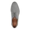 Ležérní kožené polobotky šedé bata, šedá, 823-2600 - 19